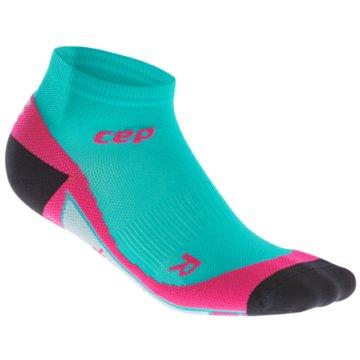 CEP Hohe SockenDynamic+ Low-Cut Socks Women türkis