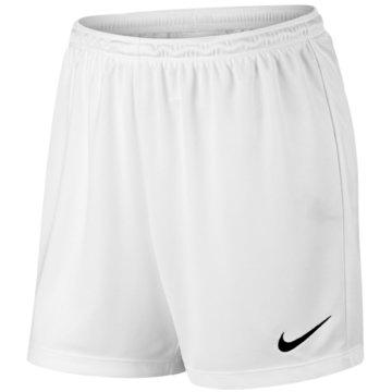 Nike Teamwear & TrikotsätzePark II Knit Short NB Women weiß