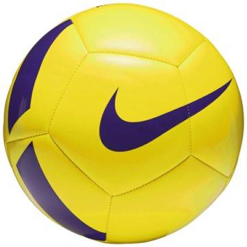 Nike Bälle gelb