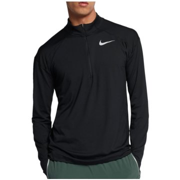 Nike SweaterDry Element Top HZ schwarz