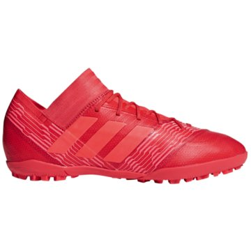 adidas Multinocken-SohleNemeziz Tango 17.3 TF rot