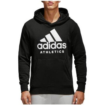 adidas SweaterSport ID Branded PO Hoodie schwarz
