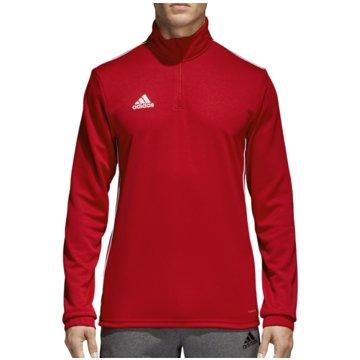 adidas SweaterCORE 18 TRAININGSTOP - CV3999 rot