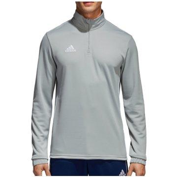 adidas SweaterCore 18 Training Top grau