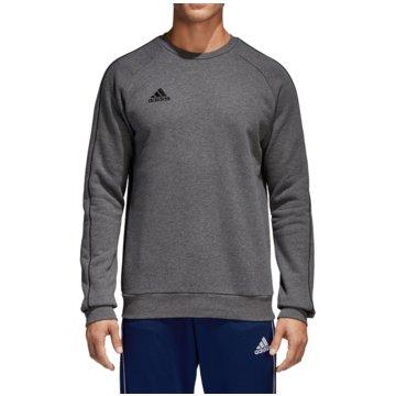 adidas SweaterCORE18 SW TOP - CV3960 grau
