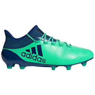 adidas Nocken-SohleX 17.1 FG türkis