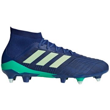 adidas Stollen-SohlePredator 18.1 SG blau