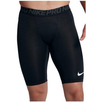 Nike Kurze HosenPro Compression Short schwarz