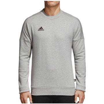 adidas SweaterTango Crew Sweatshirt grau