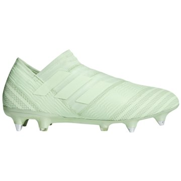 adidas Stollen-SohleNemeziz 17+ 360Agility SG grün