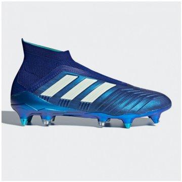 adidas Stollen-SohlePredator 18+ Boost SG blau