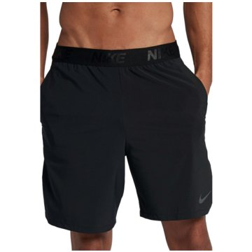 Nike Kurze Hosen schwarz