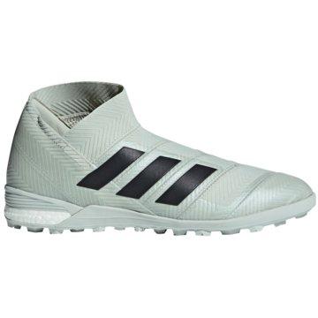 adidas Multinocken-SohleNemeziz Tango 18+ Boost TF grün