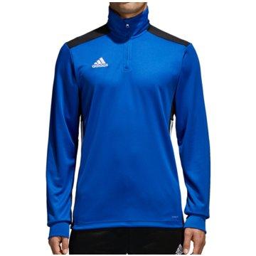 adidas SweaterREGI18 TR TOP - CZ8649 blau