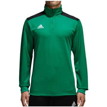 adidas SweaterREGI18 TR TOP - DJ2177 grün