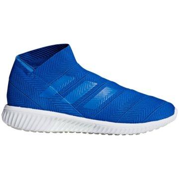 adidas Hallen-SohleNemeziz Tango 18.1 TR blau