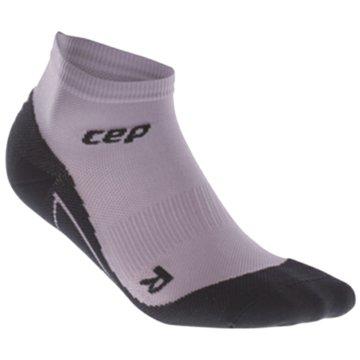 CEP Hohe SockenPastel Compression Low-Cut Socks Women lila
