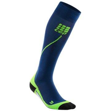 CEP KniestrümpfeProgressive+ Run Socks 2.0 blau