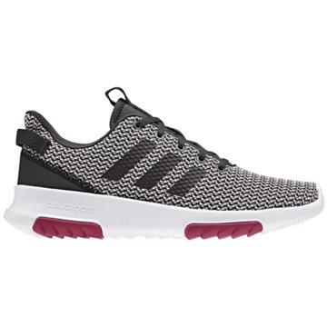 adidas Sneaker LowCloudfoam Racer TR Women schwarz