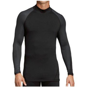 adidas LangarmshirtAlphaskin Sport Climawarm Longsleeve schwarz