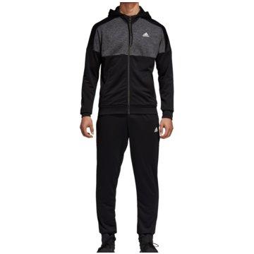 adidas TrainingsanzügeTrack Suit Gametime schwarz
