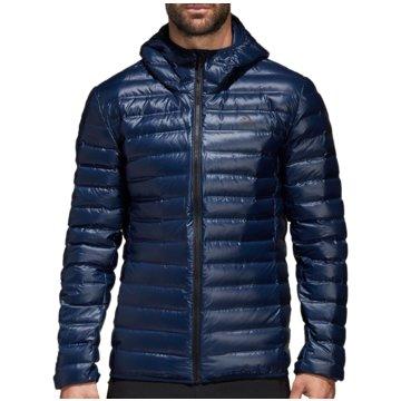adidas DoppeljackenVarilite Hooded Down Jacket blau
