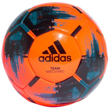adidas FußbälleTeam Match Winter Ball orange