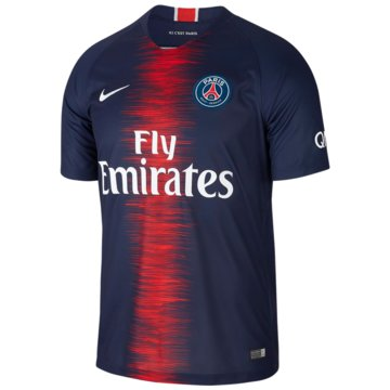 Nike FanartikelParis Saint-Germain Stadium Home Jersey 2018/2019 blau
