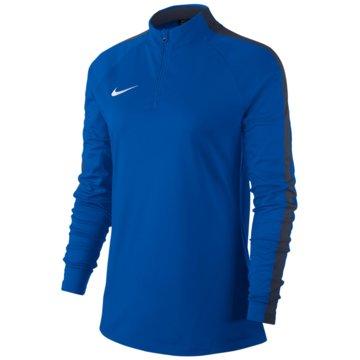 Nike LangarmshirtWOMEN'S DRY ACADEMY 18 DRILL FOOTBALL TOP - 893710-463 blau