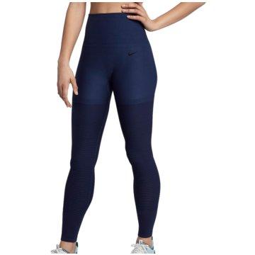 Nike DamenSeamless Studio Tight Women blau