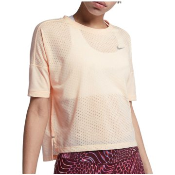 Nike FunktionsshirtsTailwind Cool SS Top Women orange