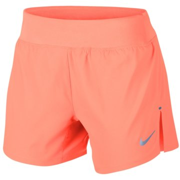 Nike DamenEclipse 5 inch Short Women coral
