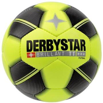Derby Star BälleBrillant TT Futsal gelb