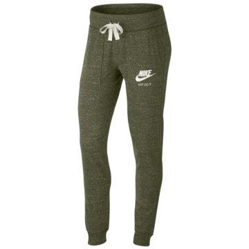 Nike Lange Hosen grün