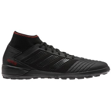 adidas Multinocken-SohlePredator 19.3 TF schwarz