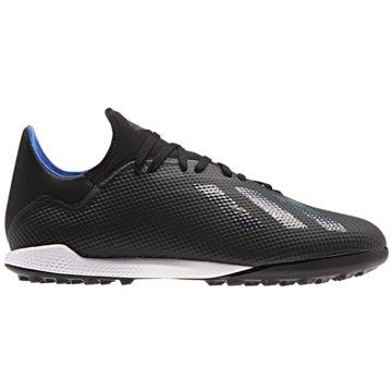 adidas Multinocken-SohleX Tango 18.3 TF Fußballschuh - D98077 schwarz