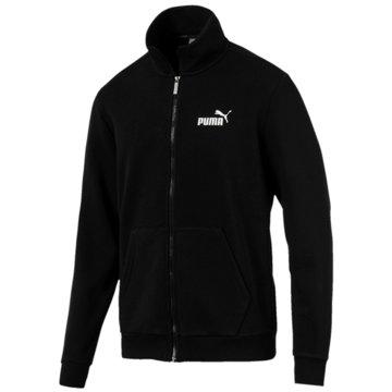 Puma SweaterESS TRACK JACKET TR - 851771 schwarz