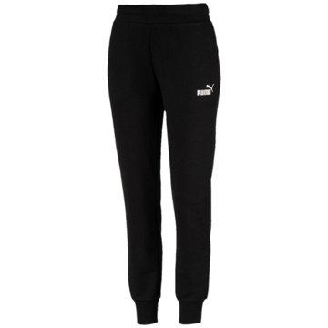 Puma Lange HosenEssentials Sweat Pants Women schwarz
