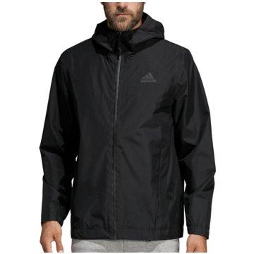 adidas ÜbergangsjackenBSC Climaproof Jacket schwarz