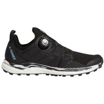 adidas TrailrunningTerrex Agravic Boa Boost Women schwarz