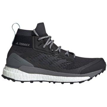 adidas Outdoor SchuhTerrex Free Hiker Boost Women schwarz