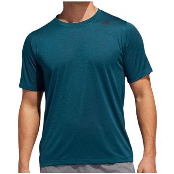 adidas T-Shirts türkis
