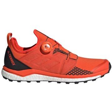 adidas TrailrunningTerrex Agravic Boa Boost rot