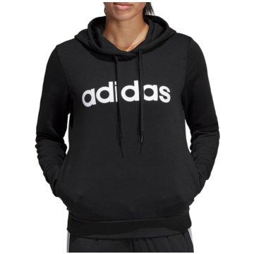 adidas HoodiesW E LIN OH HD - DP2403 schwarz