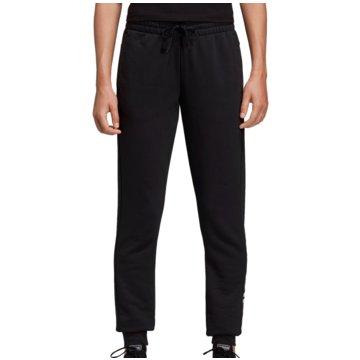 adidas TrainingshosenW E LIN PANT - DP2398 schwarz