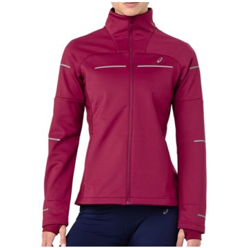 asics LaufjackenLite-Show Winter Jacket II Women pink