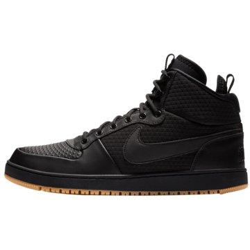 Nike Sneaker LowEbernon Mid Winter schwarz