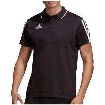 adidas PoloshirtsTIRO19 CO POLO - DU0867 schwarz