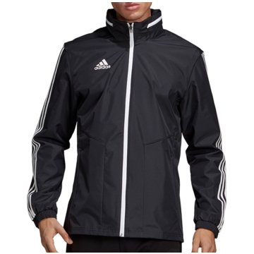 adidas ÜbergangsjackenTiro 19 All Weather Jacket schwarz