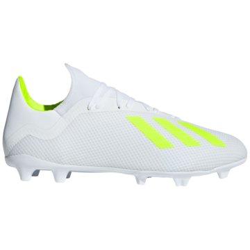adidas Stollen-SohleX 18.3 FG weiß